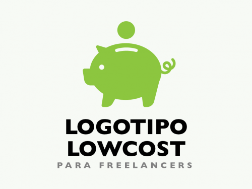 Logotipo lowcost para freelancers