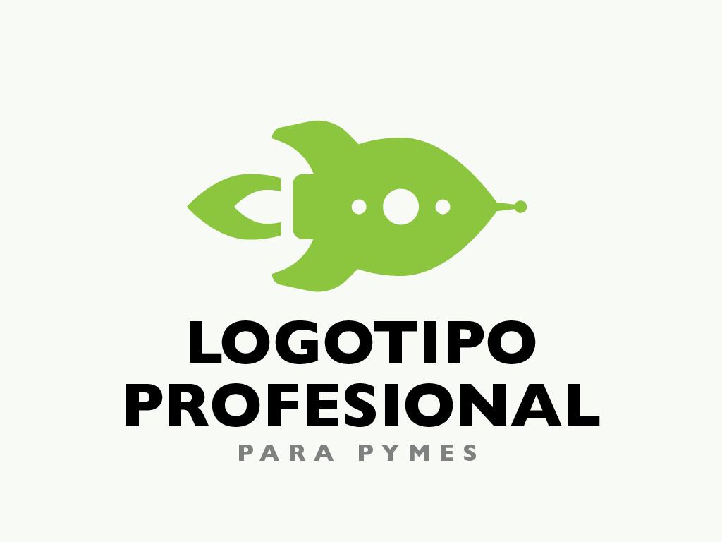 Logotipo profesional para pymes